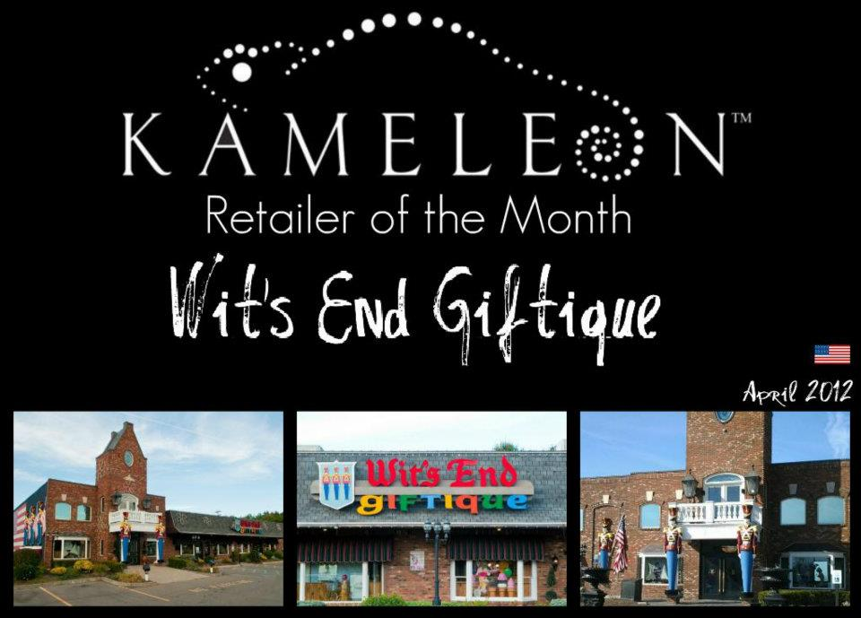 Kameleon retailer of the month