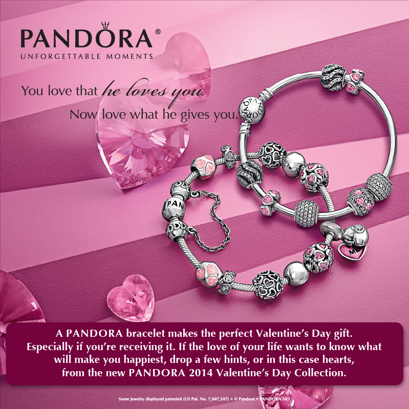 New Valentine S Day Charms From Pandora Wit S End