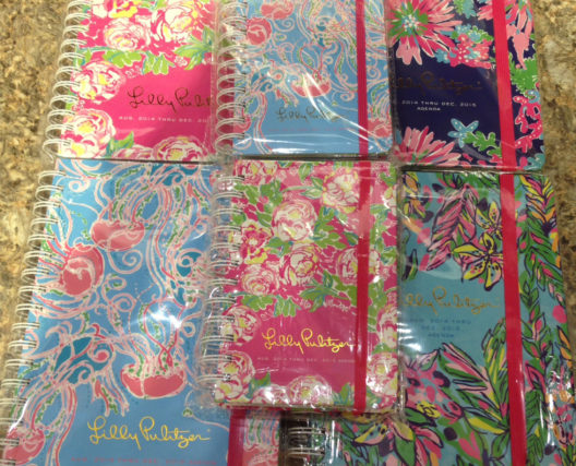 lilly-pulitzer-journals