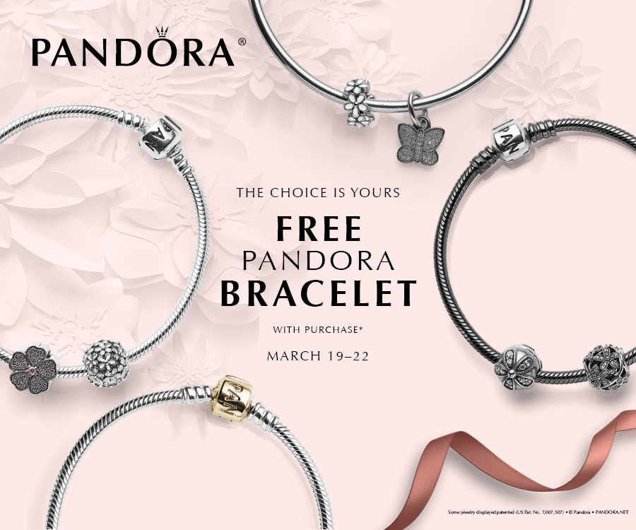 pandora black friday canada