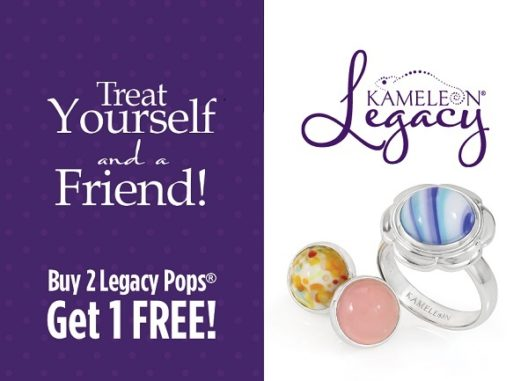 JewelPop Kameleon rings