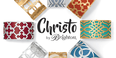 Christo Cuffs by Brighton