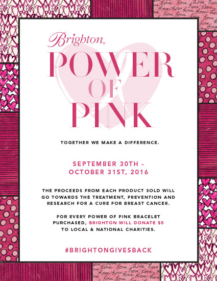 Brighton power of pink