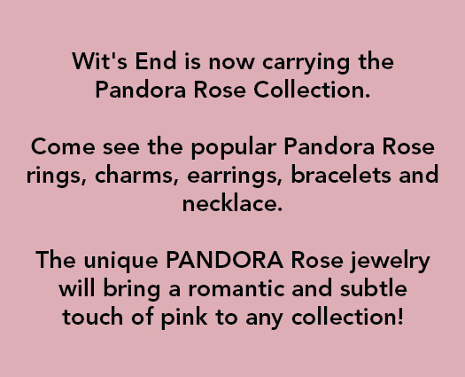 Pandora Rose Collection announcement