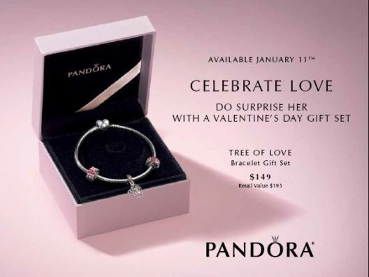 Tree of Love bracelet gift set