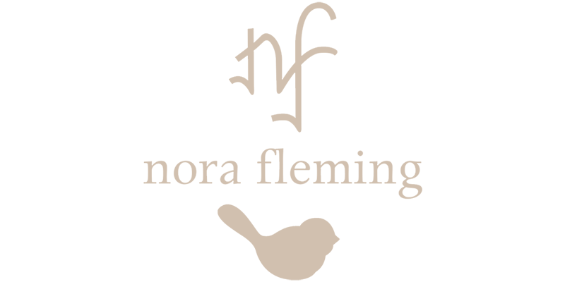 Nora Fleming logo
