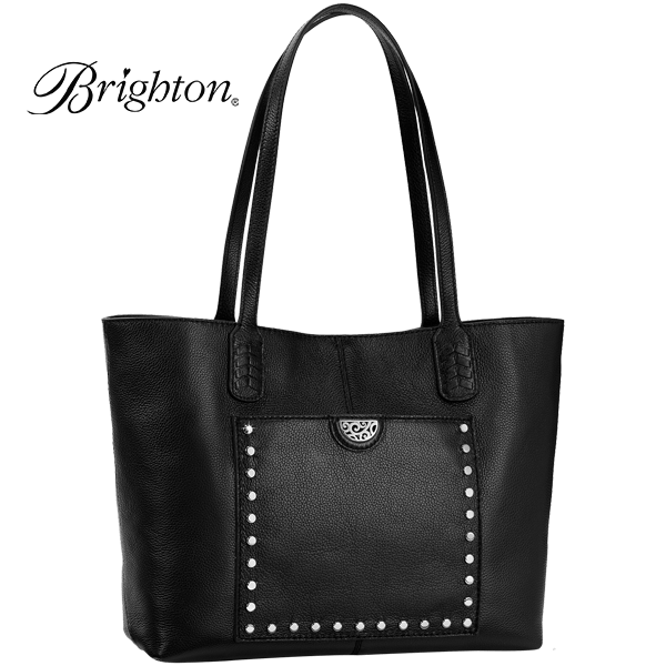Brighton black purse