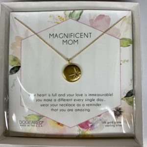 Magnificent Mom Necklace