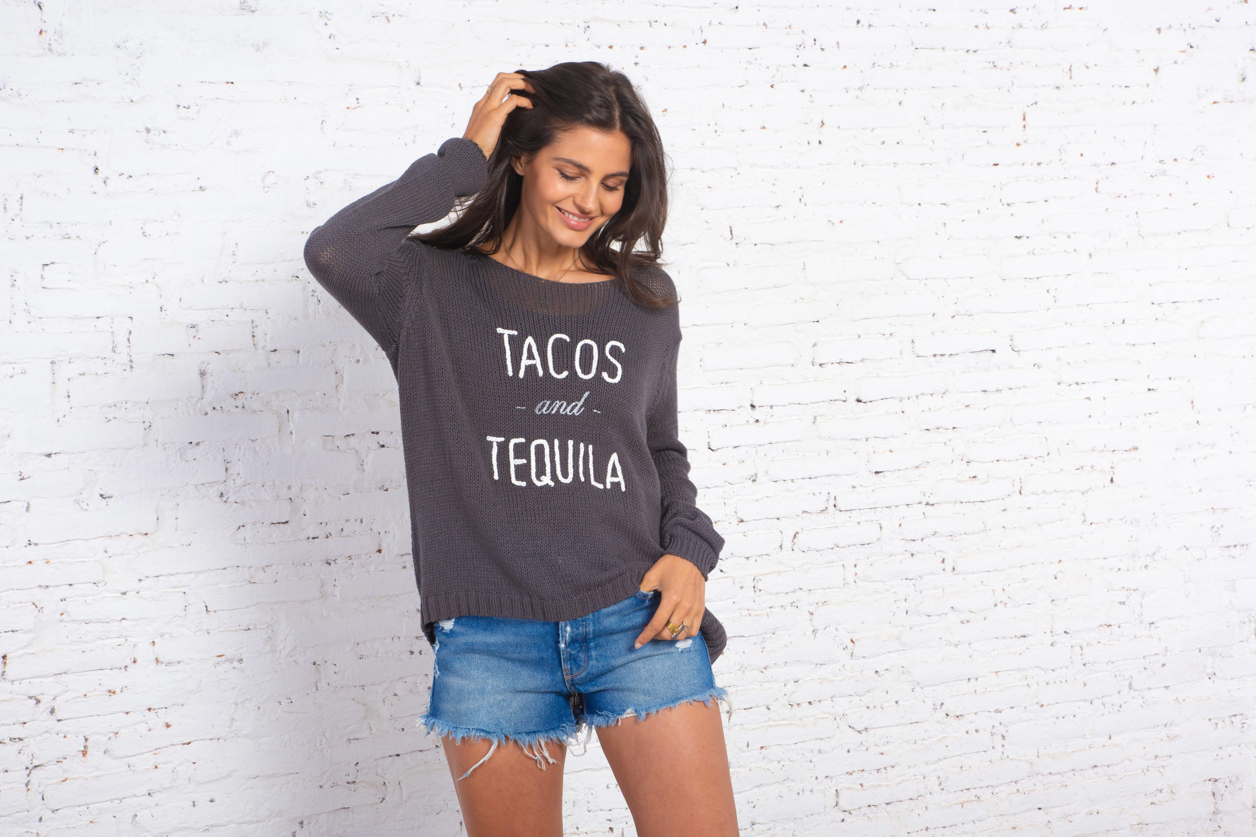 Tacos & Tequila Sweater